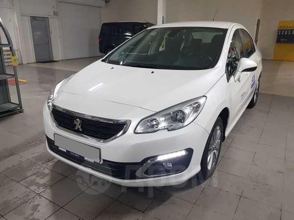 Peugeot 408, 2018 год, 999 000 руб.