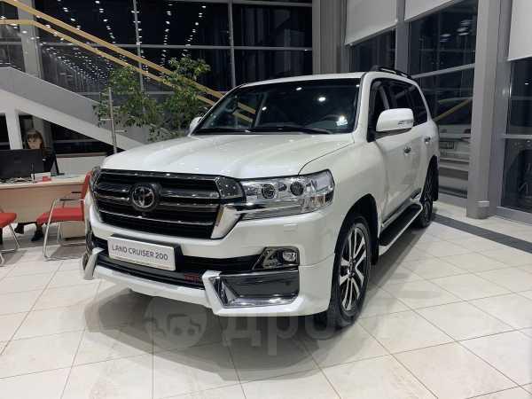 Toyota Land Cruiser, 2019 год, 5 391 000 руб.