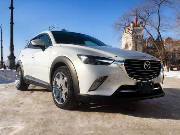 Mazda CX-3, 2015 год, 925 000 руб.