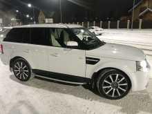 Когалым Range Rover Sport