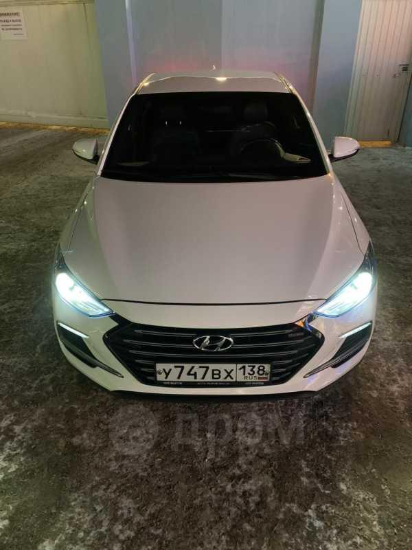 Hyundai Avante, 2017 год, 850 000 руб.
