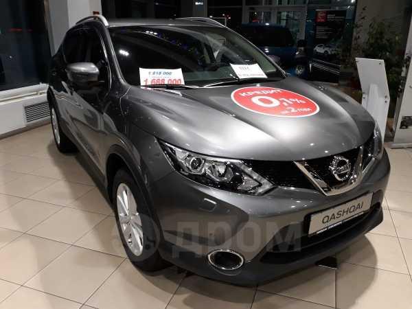 Nissan Qashqai, 2019 год, 1 818 000 руб.