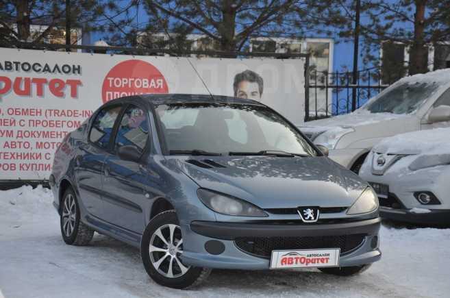 Peugeot 206, 2007 год, 215 000 руб.