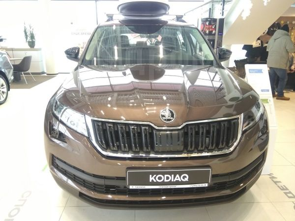 Skoda Kodiaq, 2019 год, 2 350 600 руб.