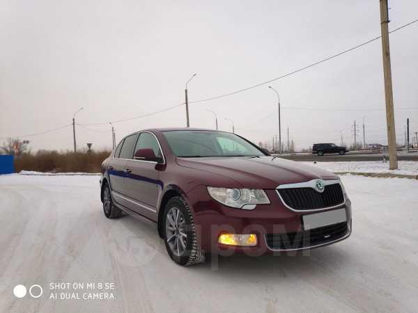 Skoda Superb, 2011 год, 660 000 руб.