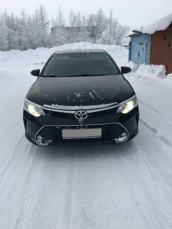 Toyota Camry, 2016 год, 1 370 000 руб.