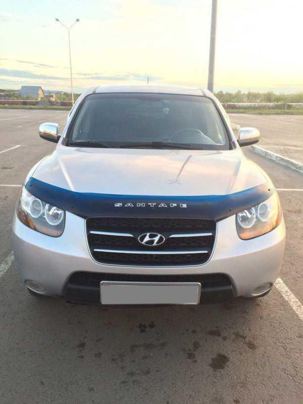 Hyundai Santa Fe, 2009 год, 650 000 руб.