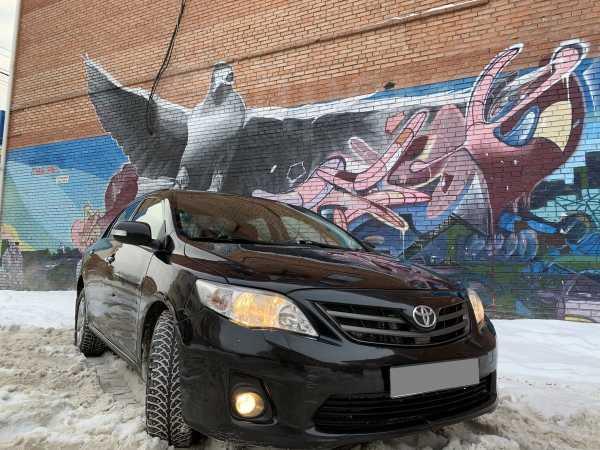 Toyota Corolla, 2010 год, 649 000 руб.
