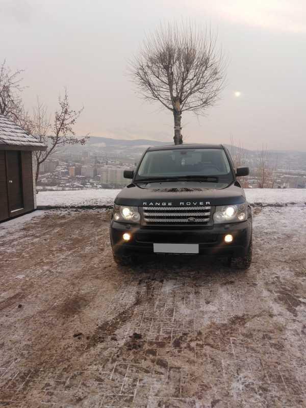Land Rover Range Rover Sport, 2008 год, 1 050 000 руб.