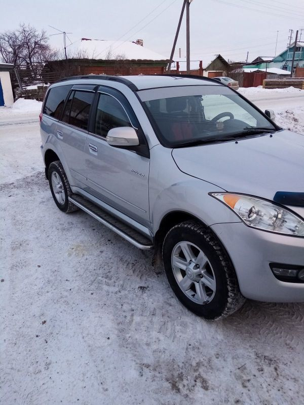 Great Wall Hover H5, 2011 год, 465 000 руб.
