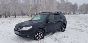 Уфа Forester 2011