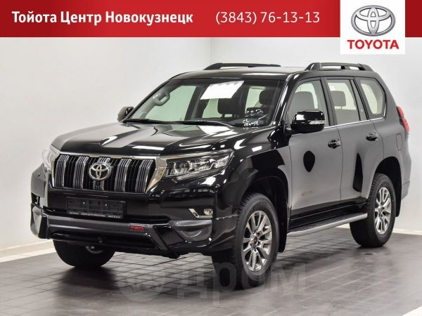 Toyota Land Cruiser Prado, 2019 год, 3 980 000 руб.