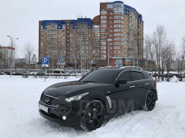 Infiniti FX37, 2011 год, 1 255 000 руб.