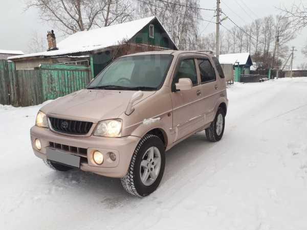 Toyota Cami, 2001 год, 295 000 руб.