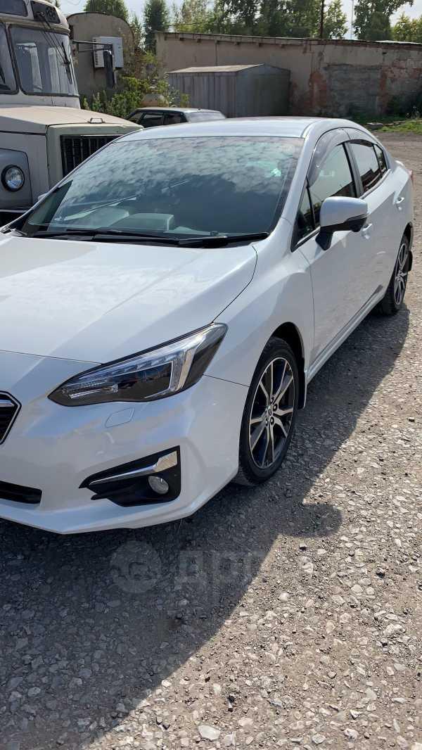 Subaru Impreza, 2017 год, 1 150 000 руб.
