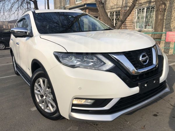 Nissan X-Trail, 2018 год, 1 560 000 руб.