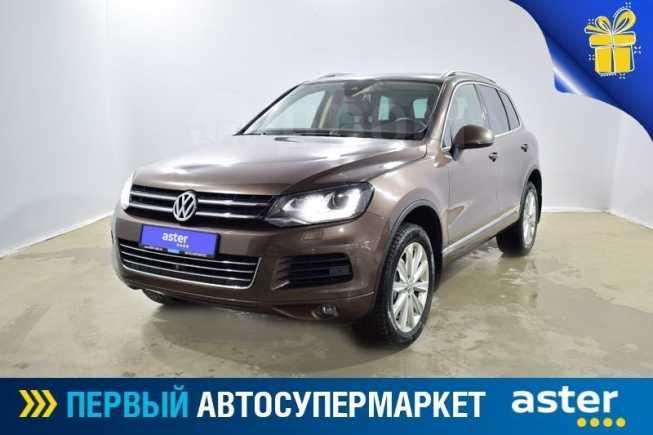 Volkswagen Touareg, 2013 год, 1 276 572 руб.