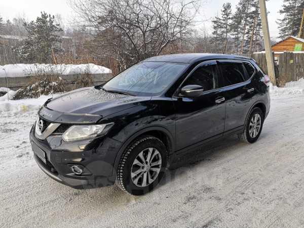 Nissan X-Trail, 2016 год, 1 350 000 руб.