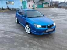 Ковров Impreza WRX STI
