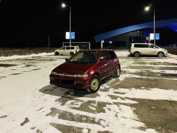 Honda City, 1992 год, 145 000 руб.