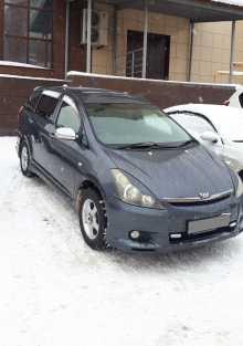 Горно-Алтайск Toyota Wish 2004