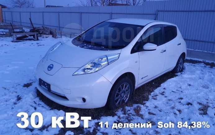 Nissan Leaf, 2016 год, 689 000 руб.