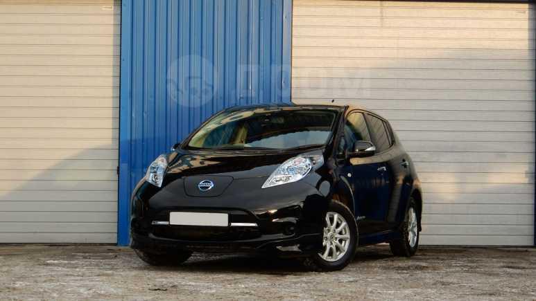 Nissan Leaf, 2012 год, 549 196 руб.