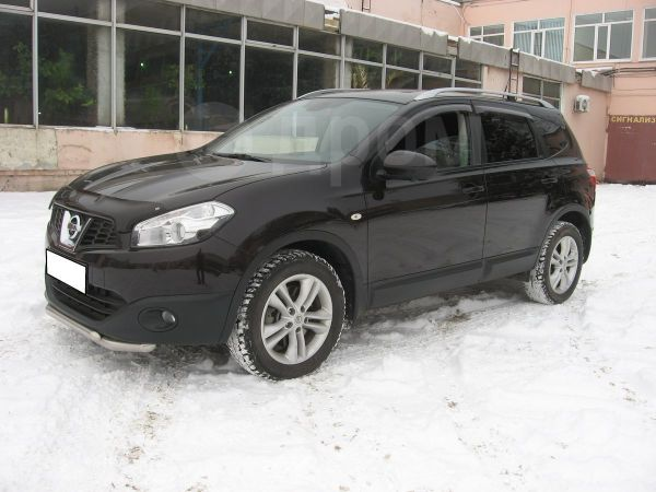 Nissan Qashqai+2, 2012 год, 878 000 руб.