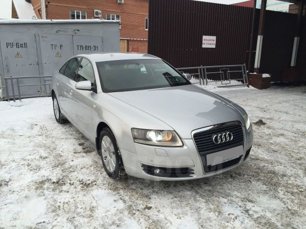 Audi A6, 2006 год, 510 000 руб.