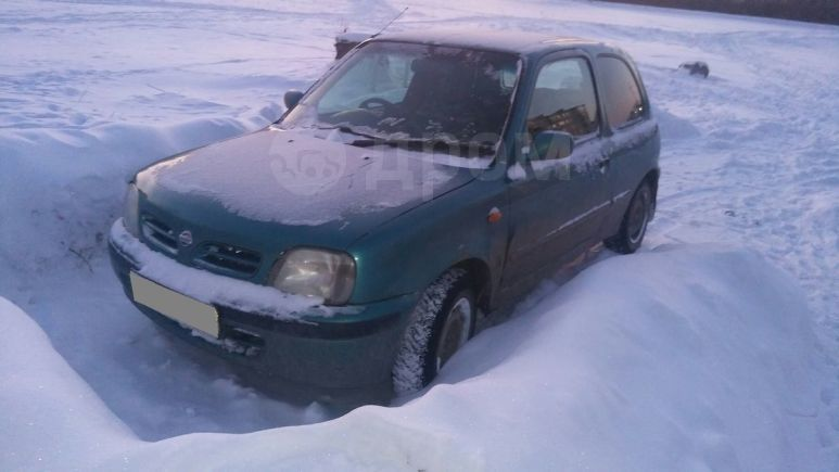 Nissan March, 1998 год, 60 000 руб.