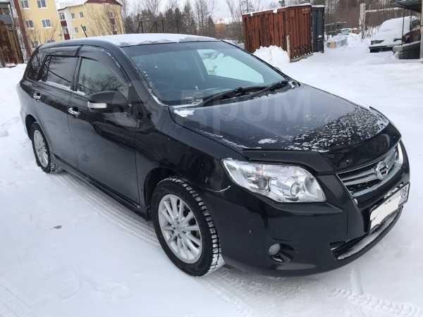 Toyota Corolla Fielder, 2011 год, 480 000 руб.