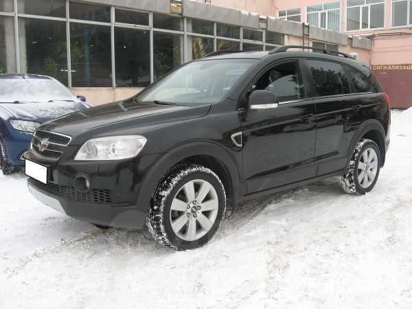 Chevrolet Captiva, 2008 год, 555 000 руб.