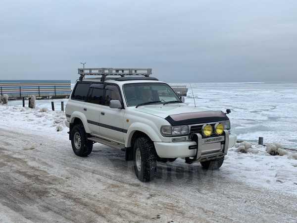 Toyota Land Cruiser, 1997 год, 1 270 000 руб.