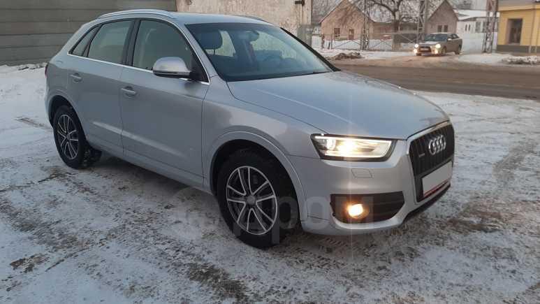 Audi Q3, 2013 год, 899 000 руб.