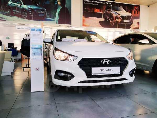 Hyundai Solaris, 2019 год, 815 344 руб.