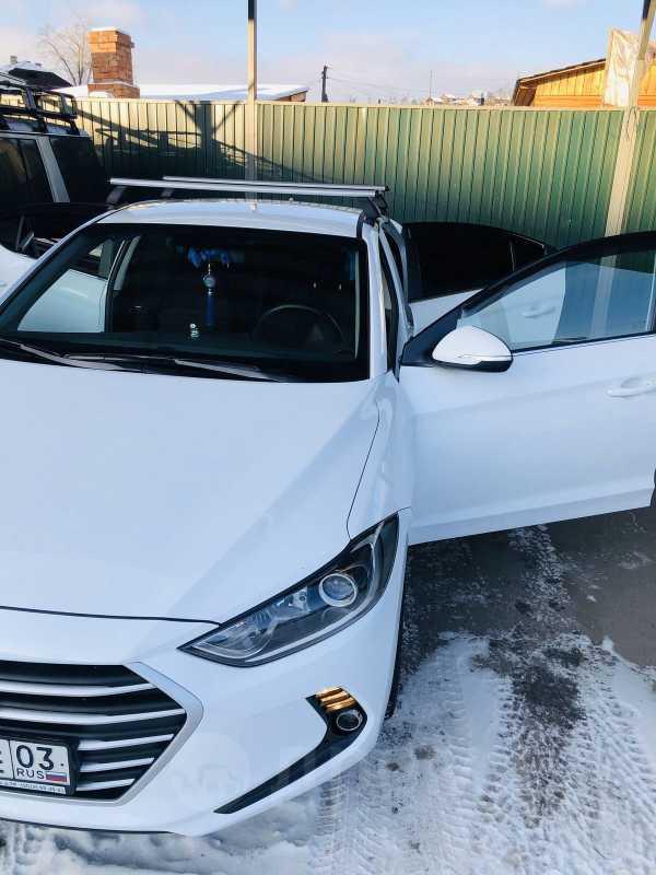 Hyundai Elantra, 2018 год, 950 000 руб.
