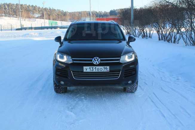 Volkswagen Touareg, 2012 год, 1 498 000 руб.