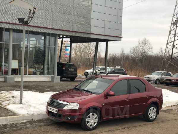 Renault Logan, 2010 год, 310 000 руб.