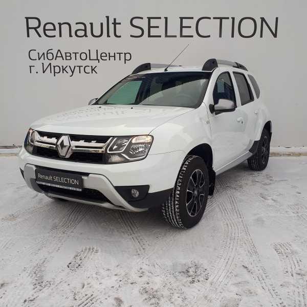 Renault Duster, 2017 год, 938 000 руб.
