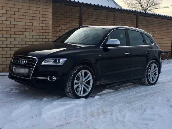 Audi SQ5, 2015 год, 1 800 000 руб.