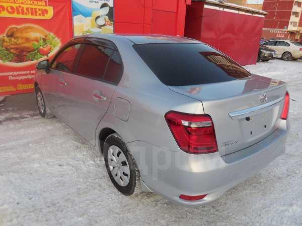 Toyota Corolla Axio, 2016 год, 697 001 руб.
