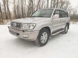 Красноярск Land Cruiser 2002
