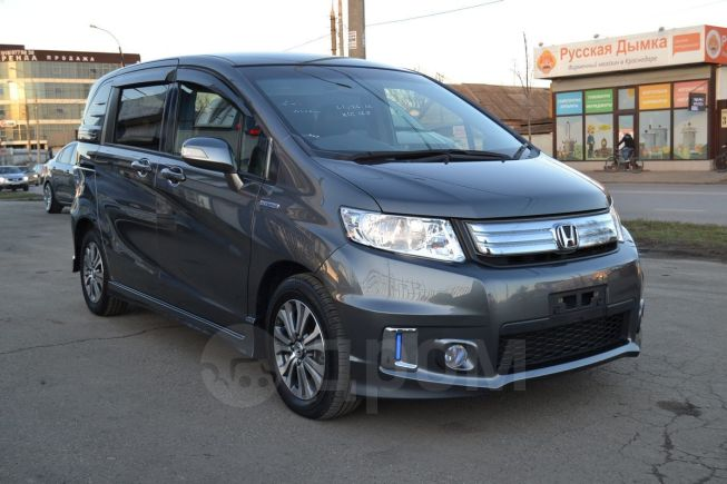 Honda Freed Spike, 2012 год, 785 000 руб.