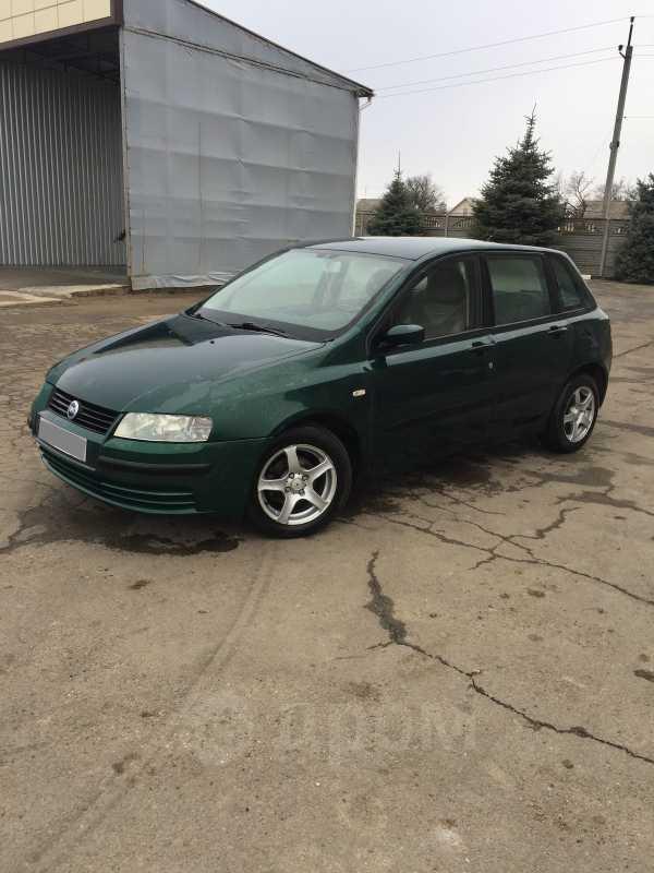 Fiat Stilo, 2002 год, 165 000 руб.