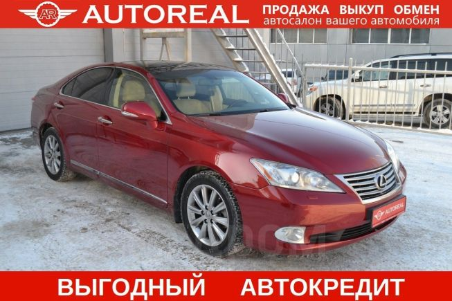 Lexus ES350, 2010 год, 935 000 руб.