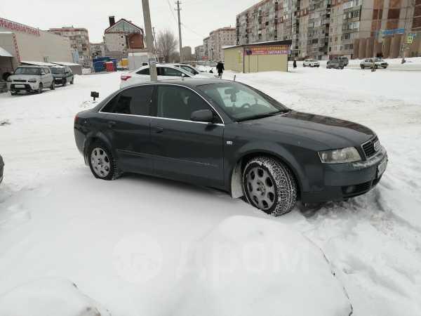 Audi A4, 2001 год, 275 000 руб.