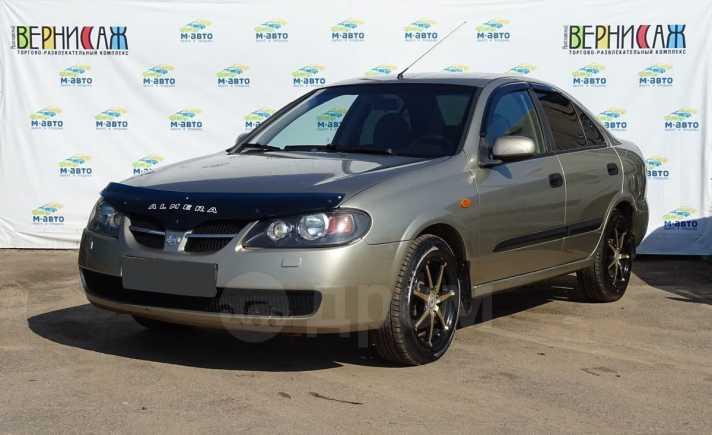 Nissan Almera, 2003 год, 218 000 руб.