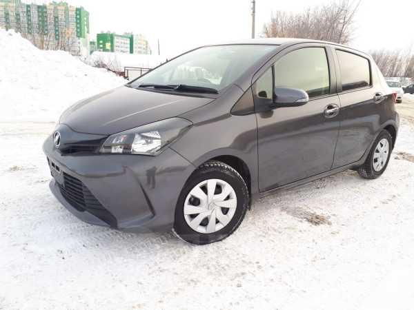 Toyota Vitz, 2015 год, 655 000 руб.
