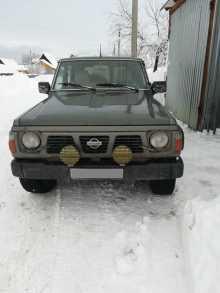 Горно-Алтайск Patrol 1994