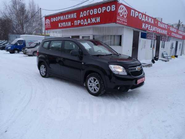 Chevrolet Orlando, 2013 год, 630 000 руб.